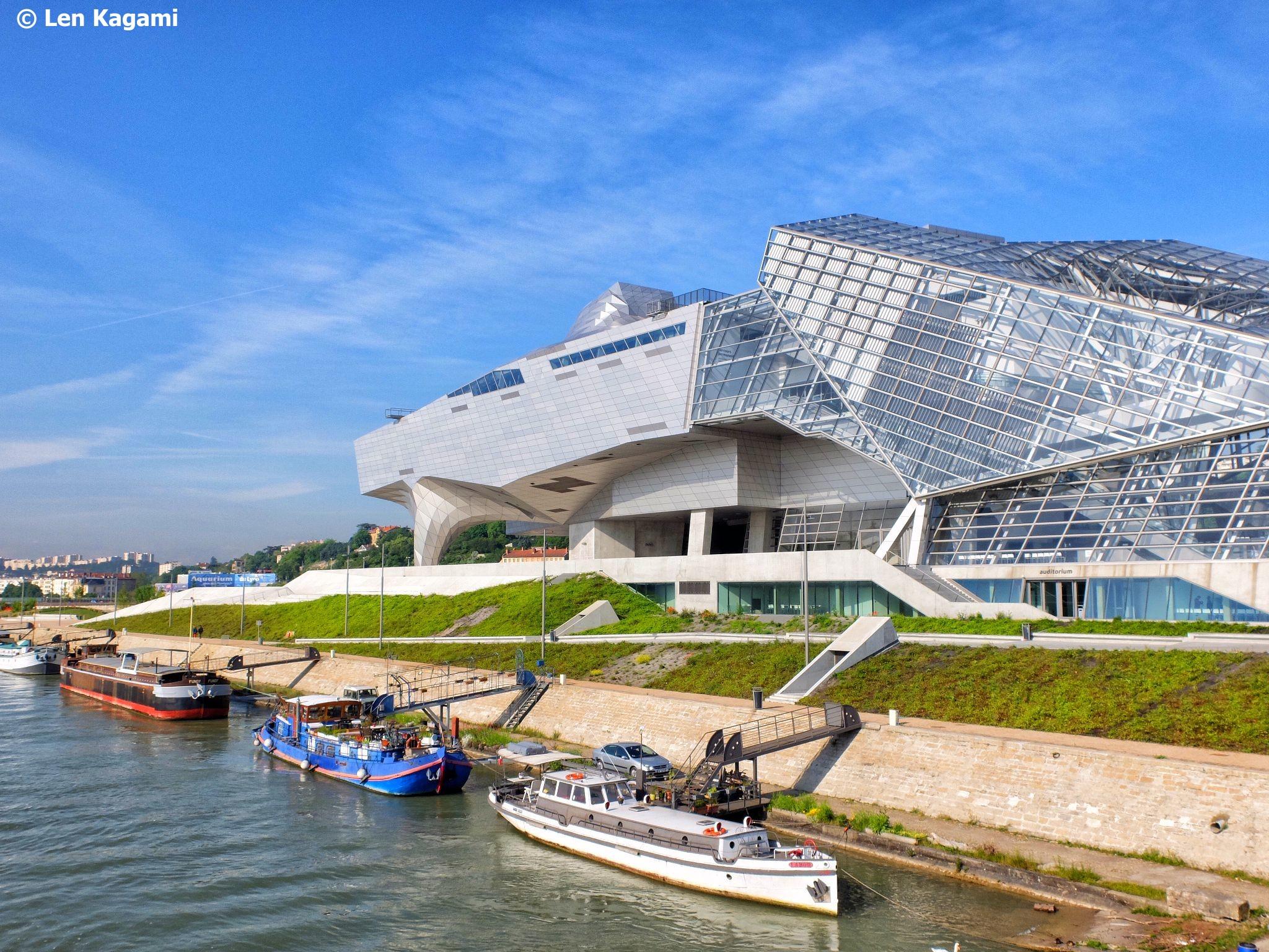 Musée de Confluence