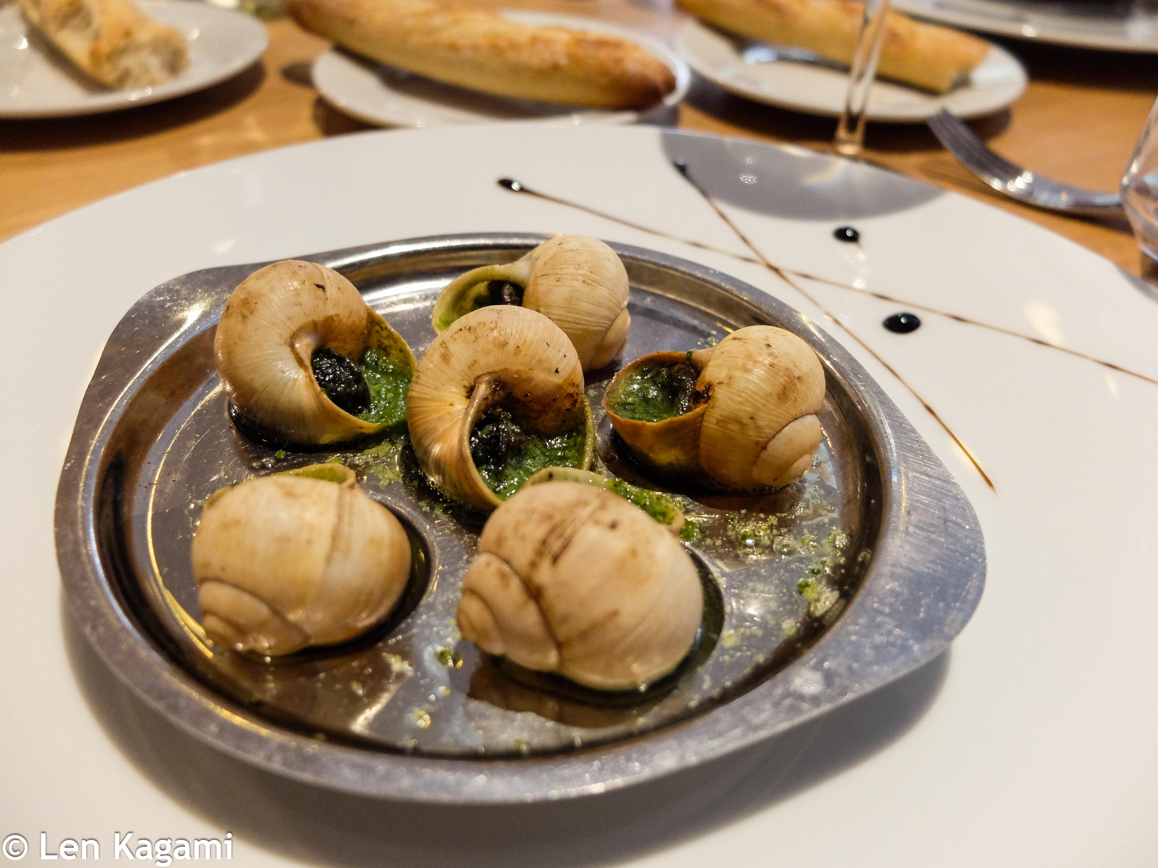 Escargot à la Bourgogne