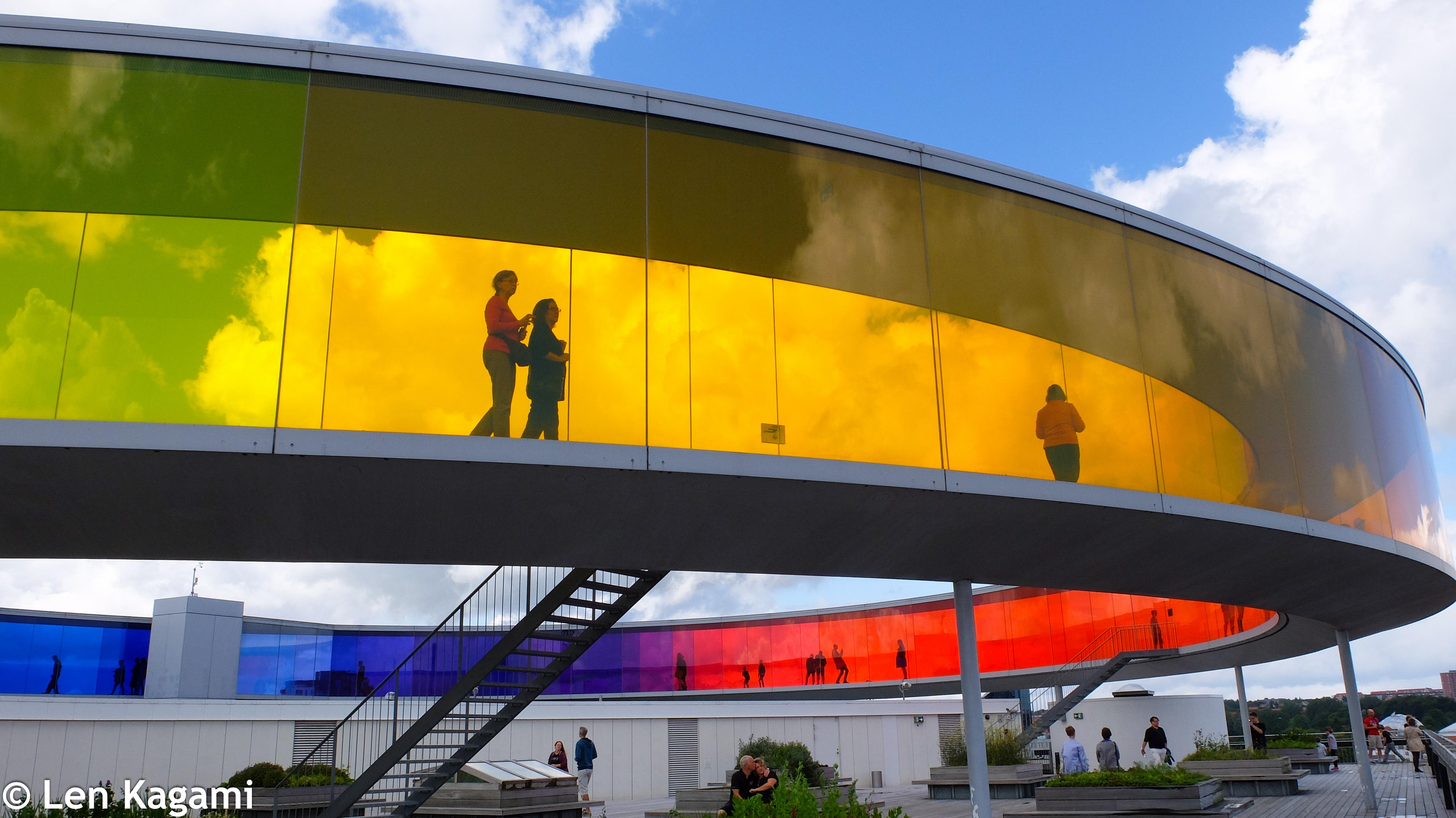 Your Rainbow Panorama in Aarhus