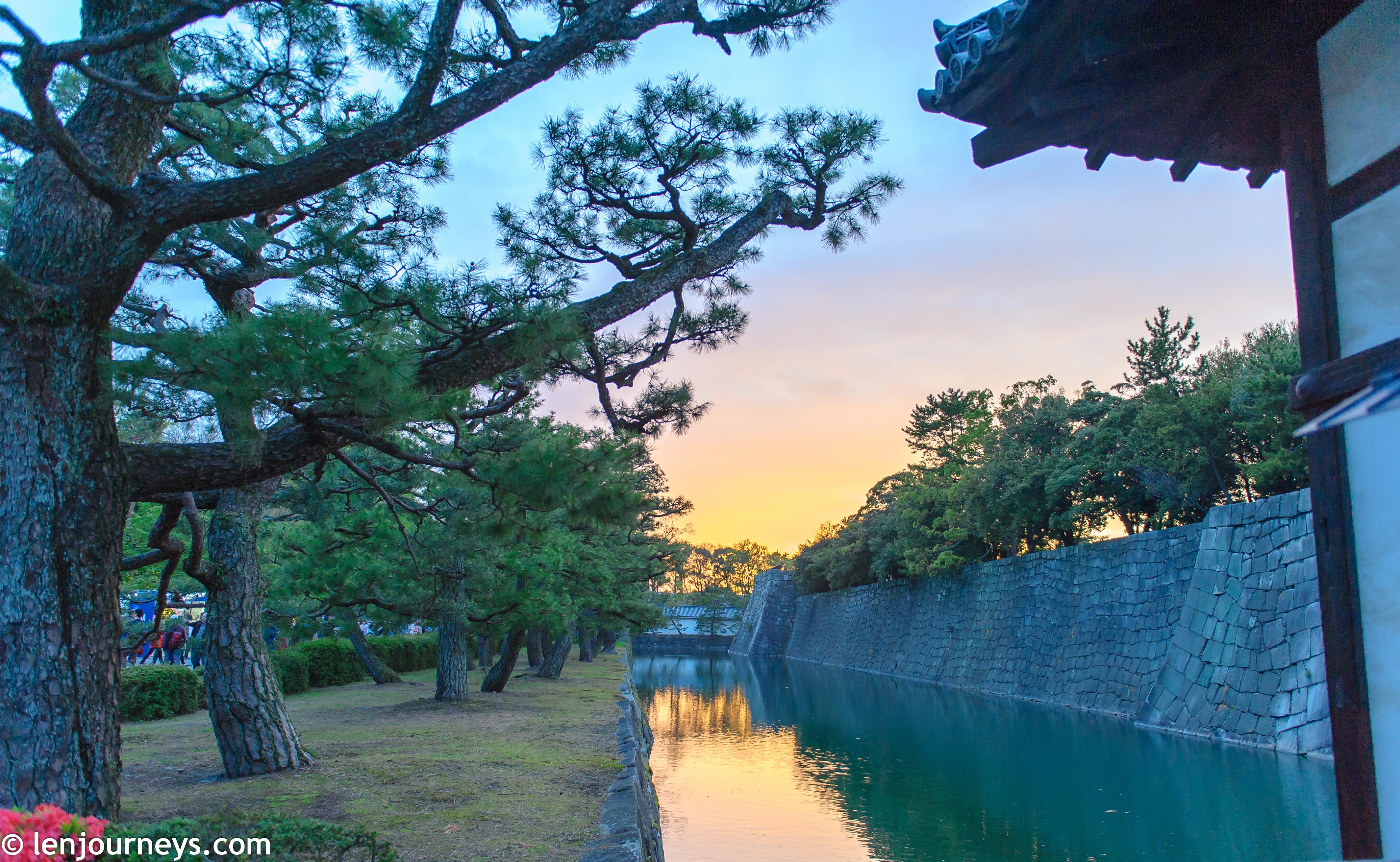 Honmaru - Main circle of defence