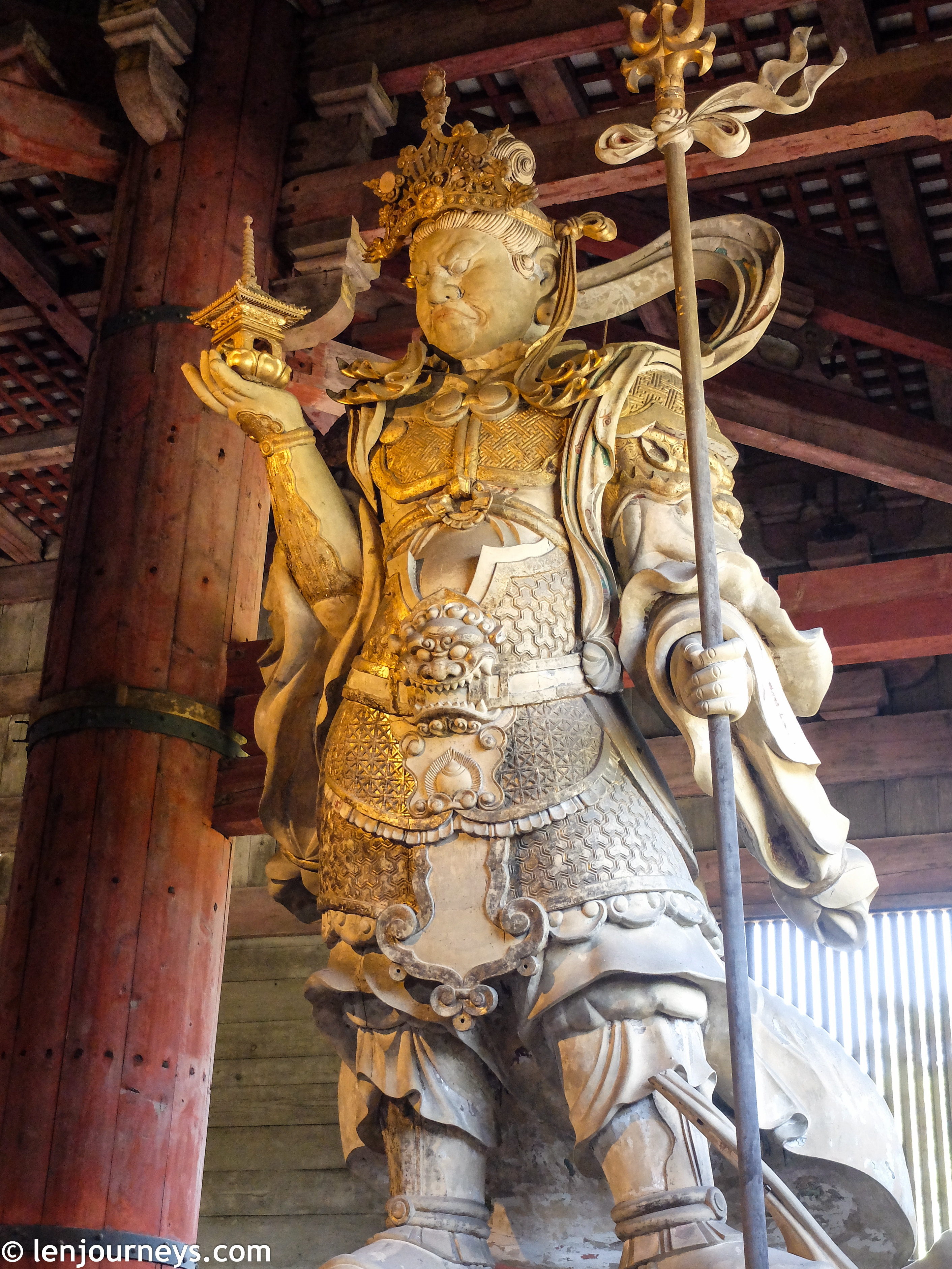 One of the Four Heavenly Kings
