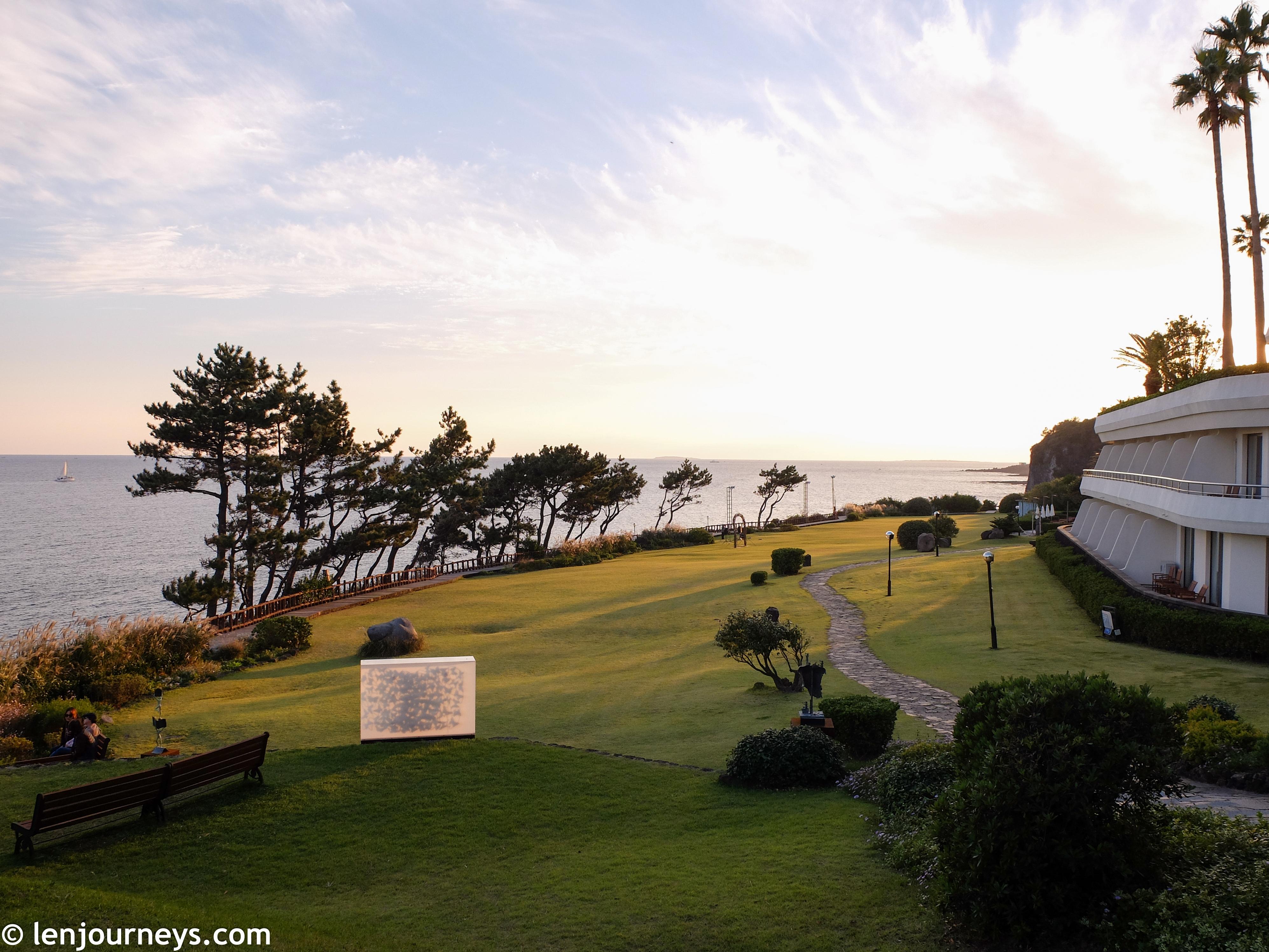 Jungmun Resort