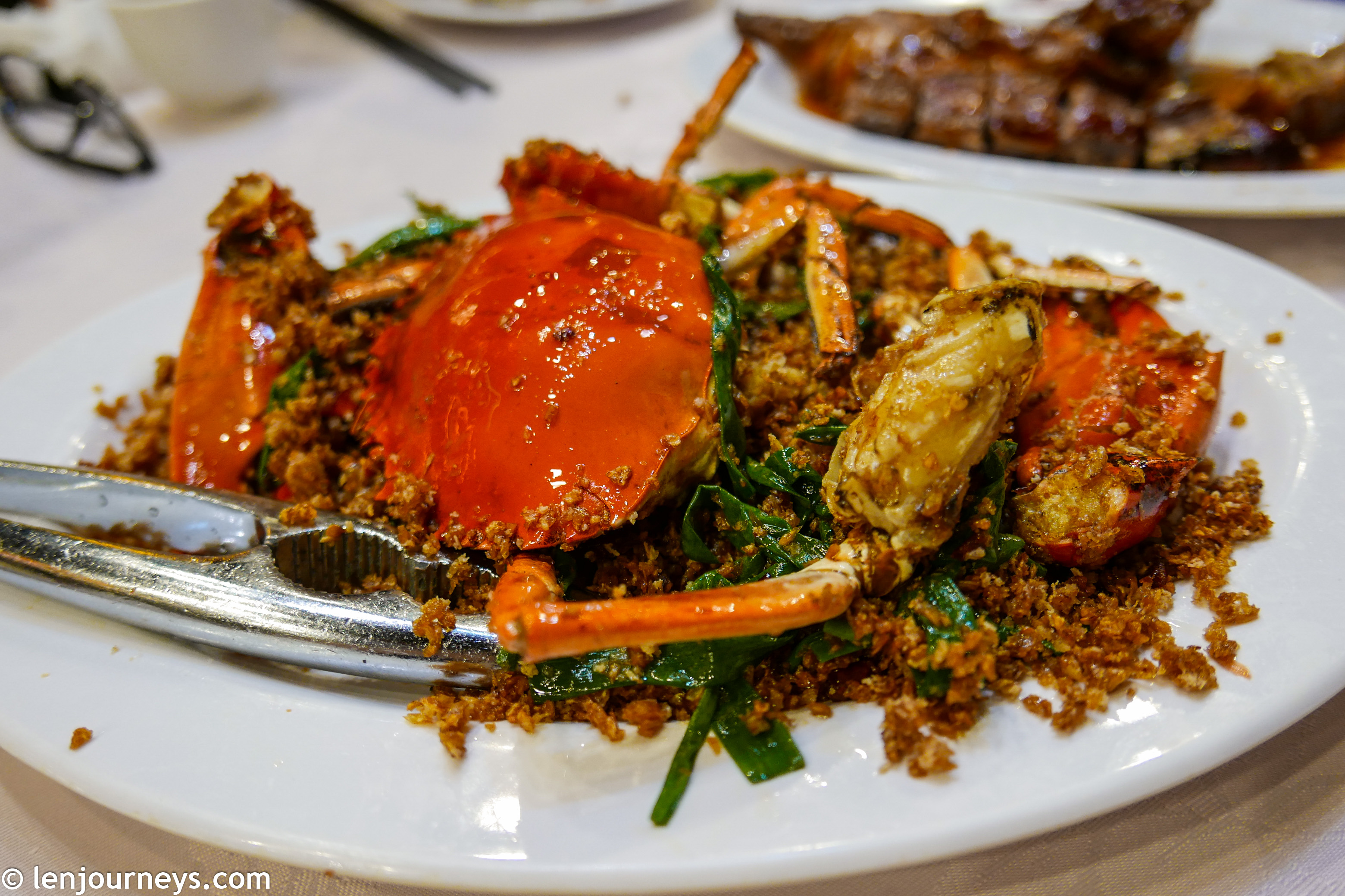 Spicy Crabs
