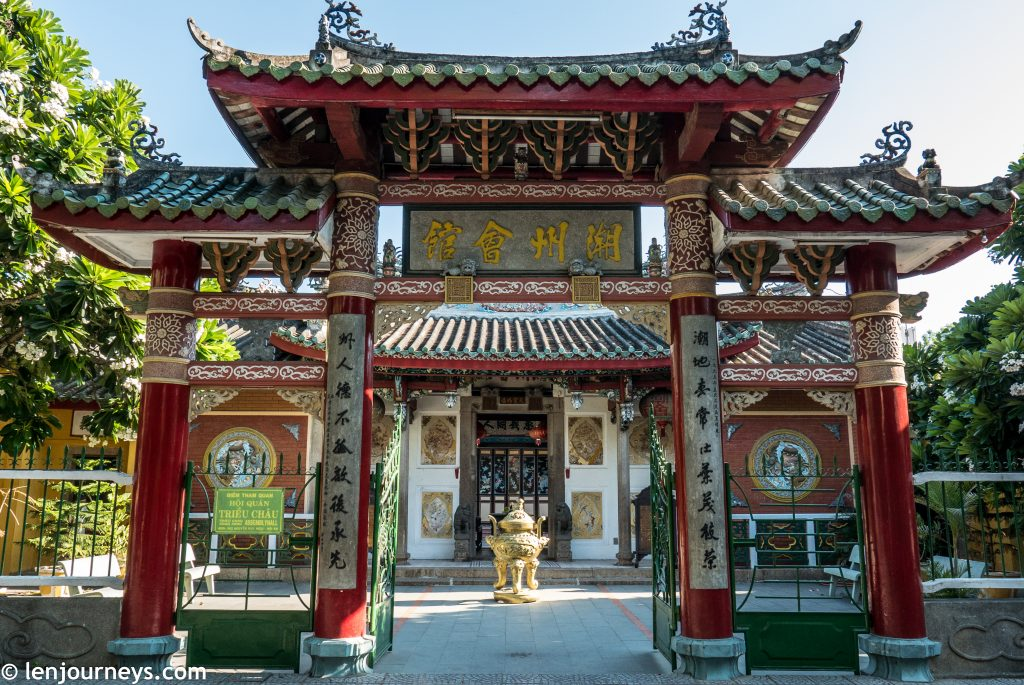 Chaozhou Assembly Hall in Hoi An