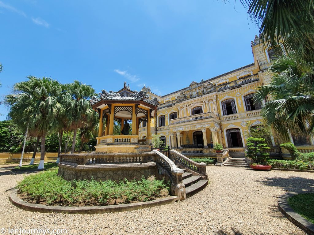 An Dinh Palace in Hue