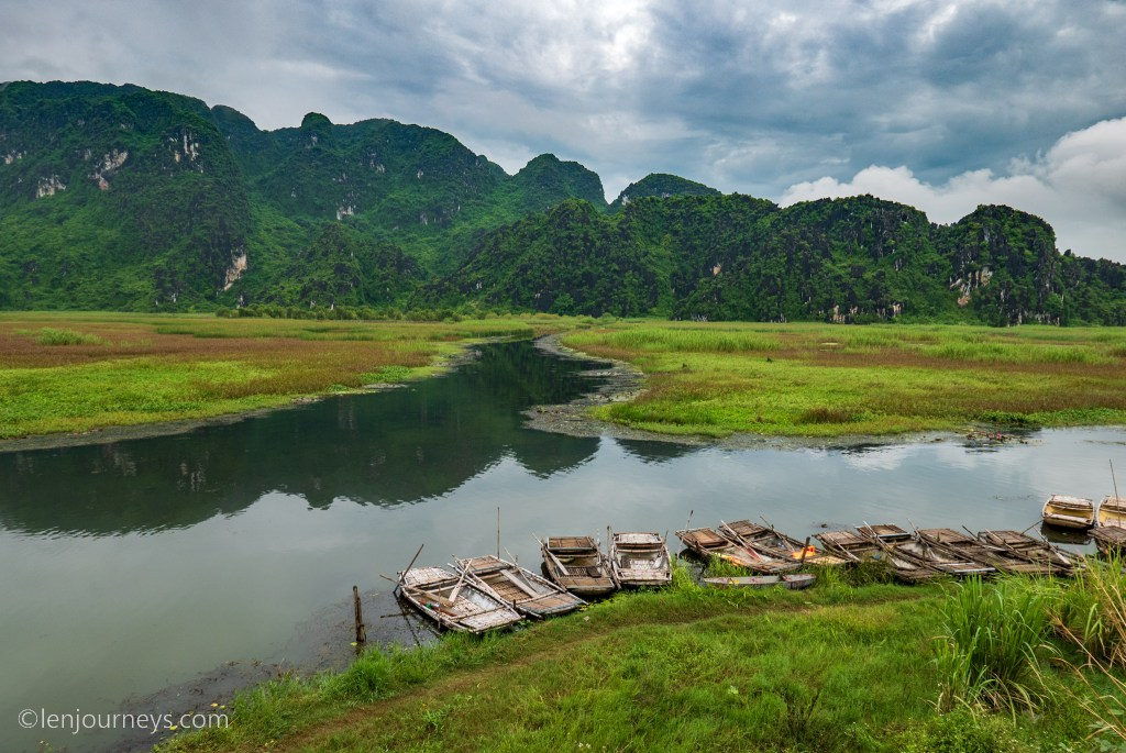 Van Long Natural Reserve, Ninh Binh