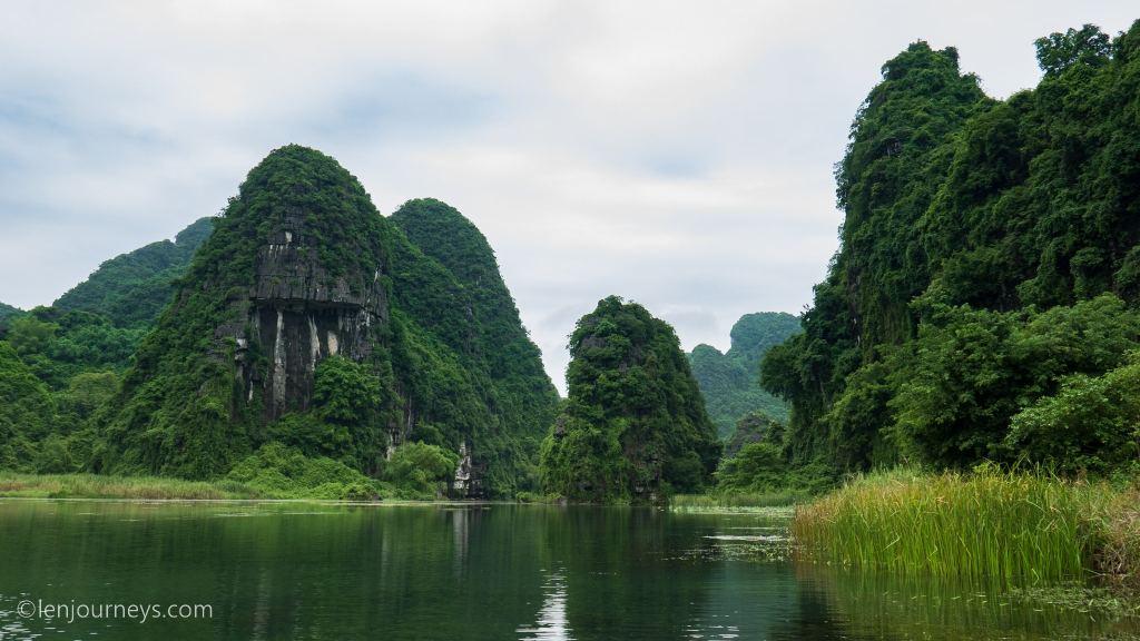 Trang An landscape, Ninh Binh