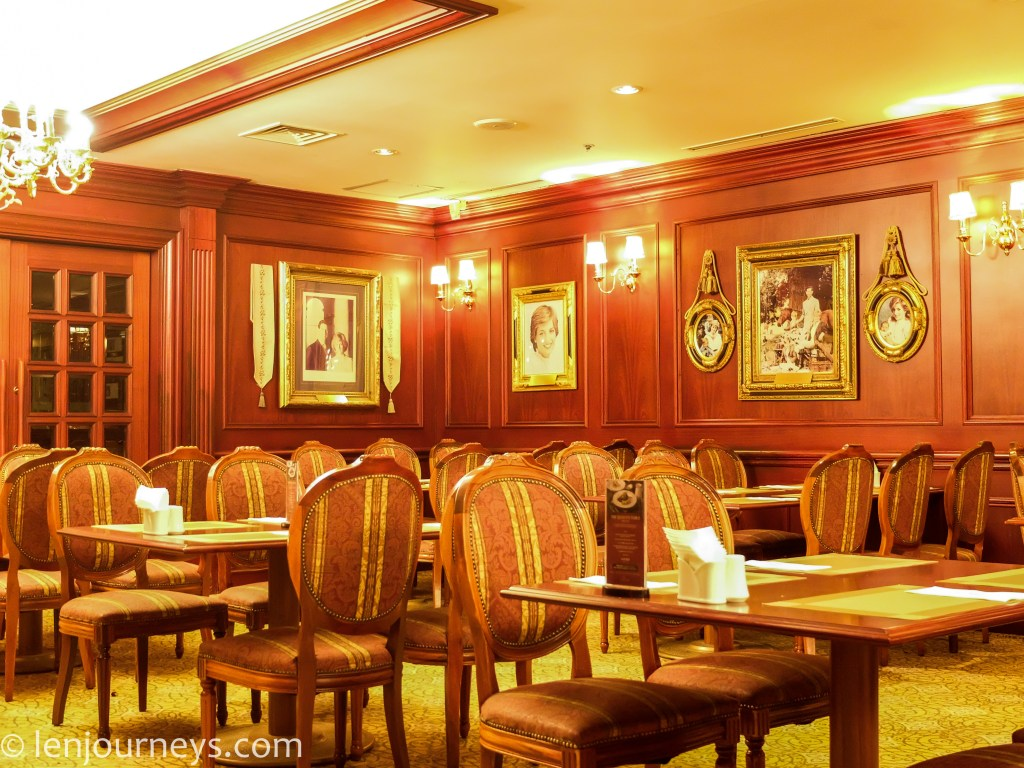 Restaurant in Hotel Kensington Seorak
