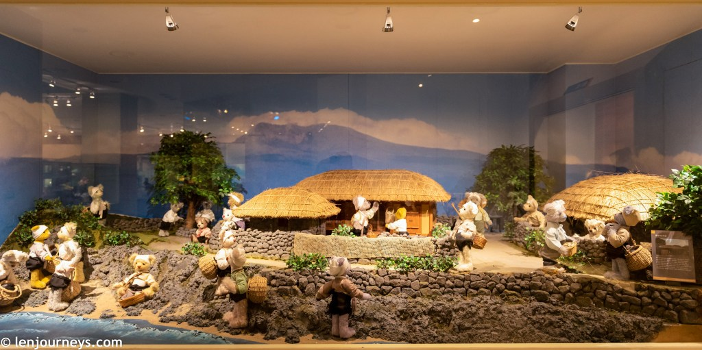Jeju village (Teddy version)