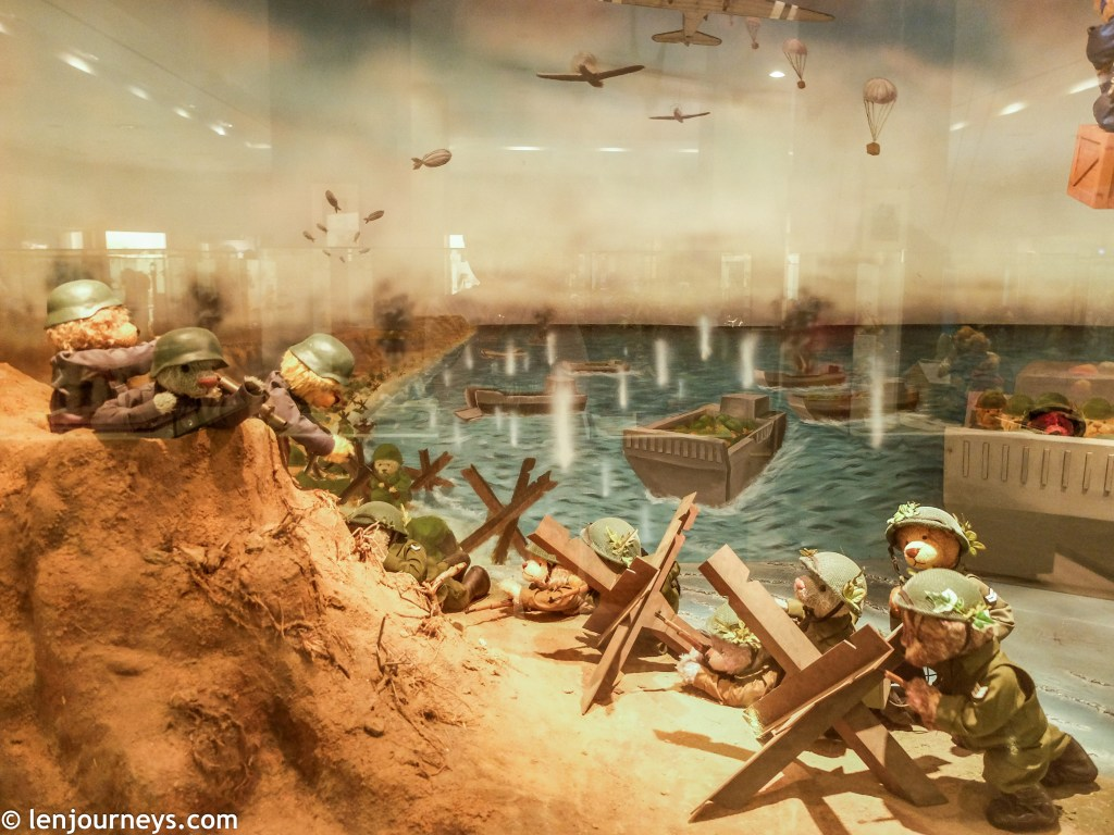 The Battle of Normandy (Teddy version)
