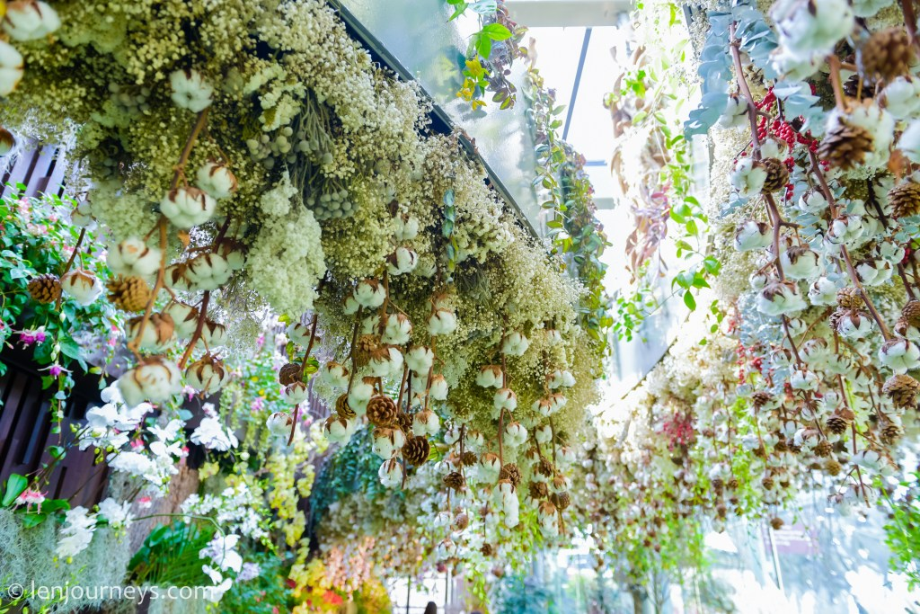 A White Christmas at Floral Fantasy