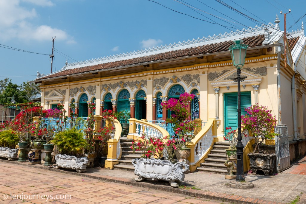 Binh Thuy House, Can Tho