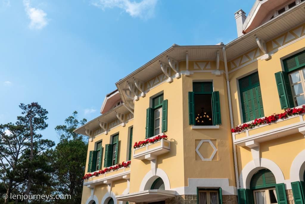 Bao Dai Residence 1, Da Lat