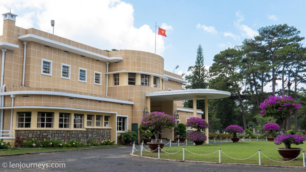 Bao Dai Residence 3, Da Lat