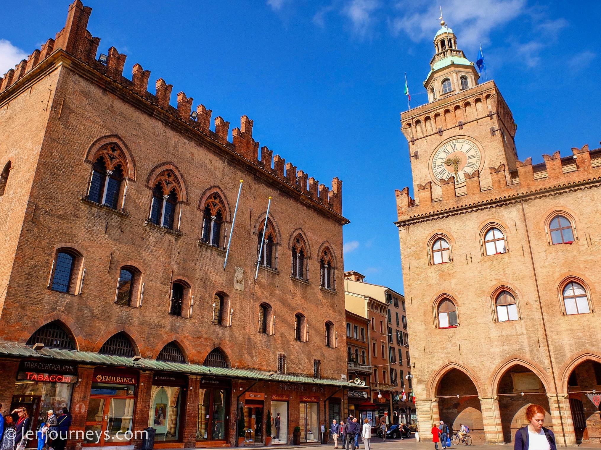 University of Bologna – Europe's oldest university