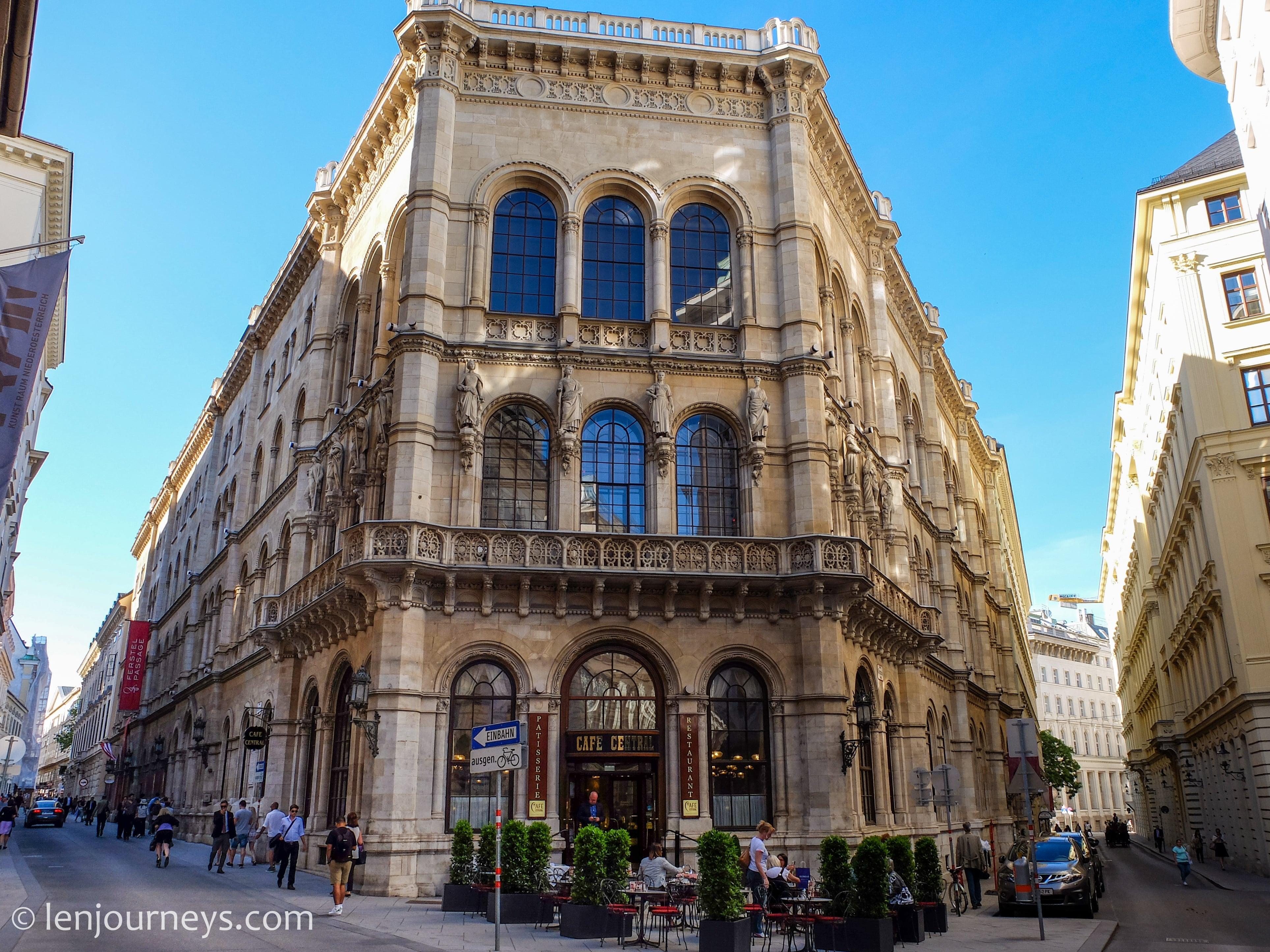 Café Central, Vienna