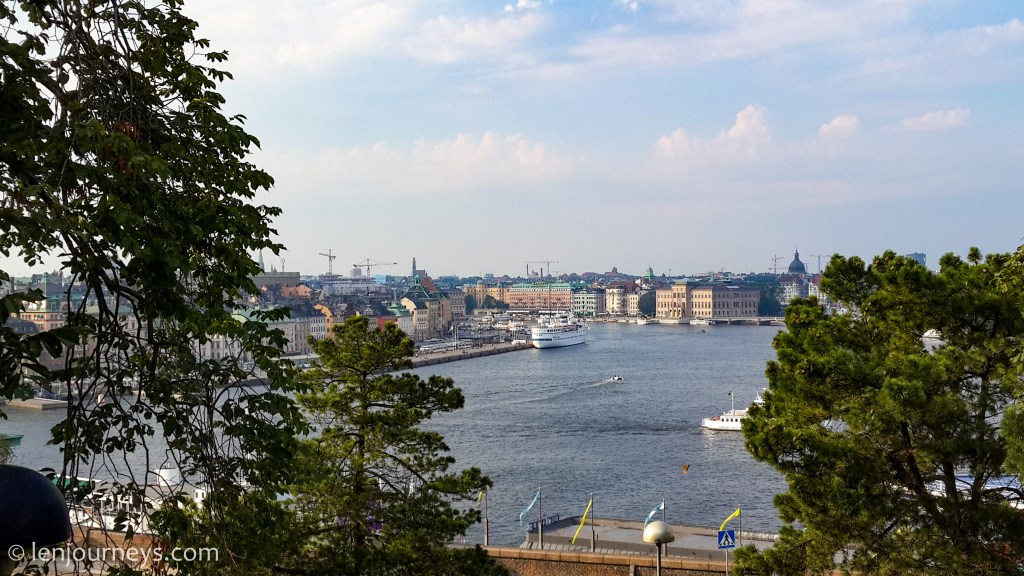 Stockholm - the Beauty on Water