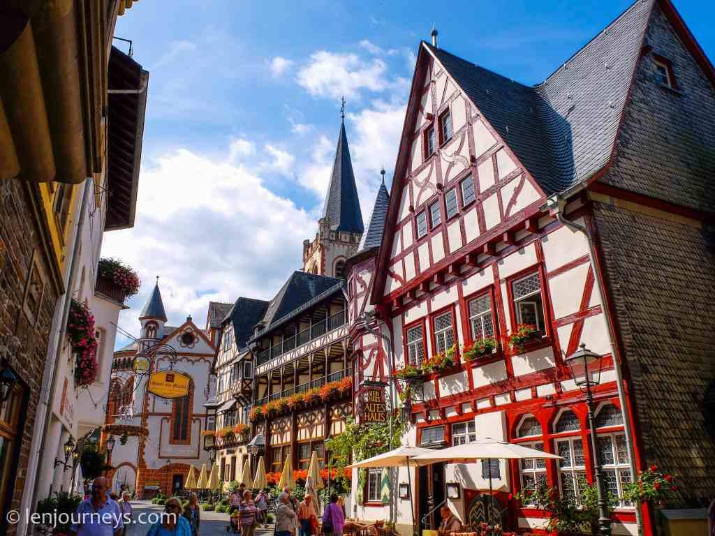 Bacharach, Rhineland