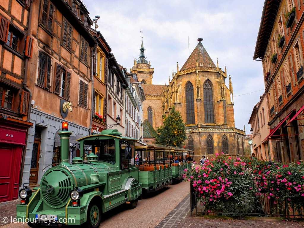 Colmar Old Town, Alsace