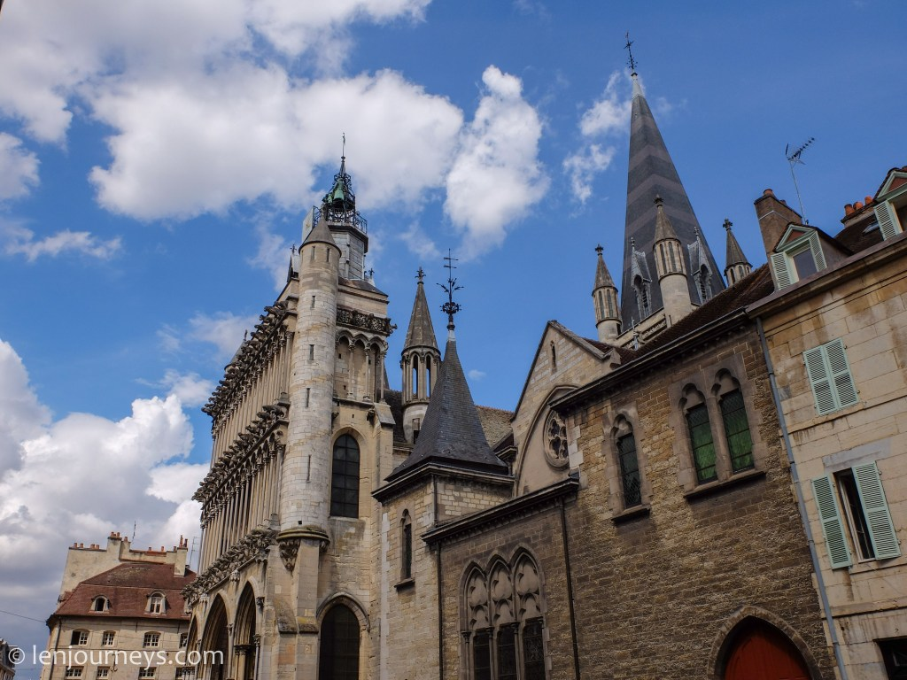 Notre-Dame of Dijon, Burgundy