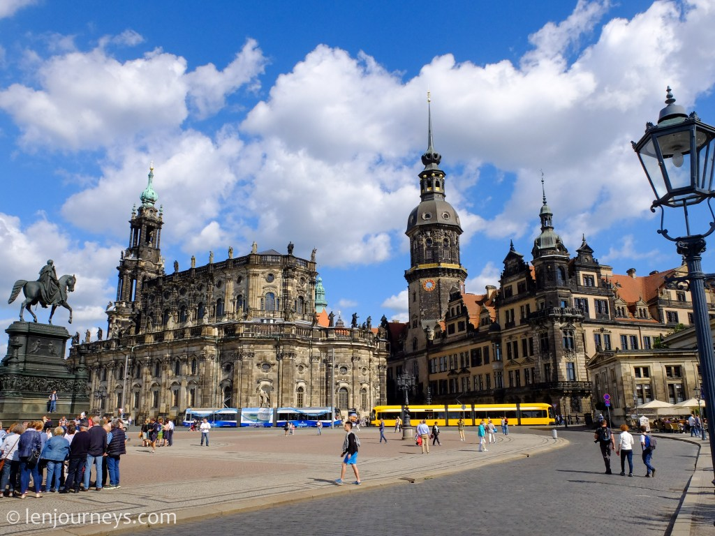 Dresden Old Town