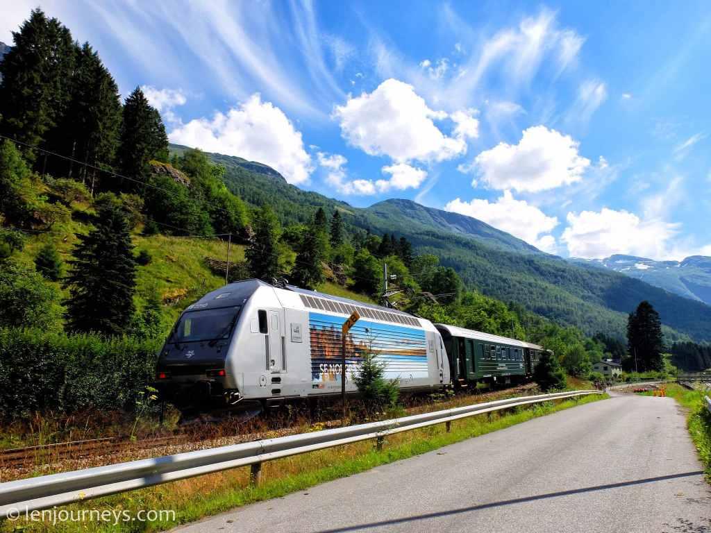 Flåmsbana Railway, Norway