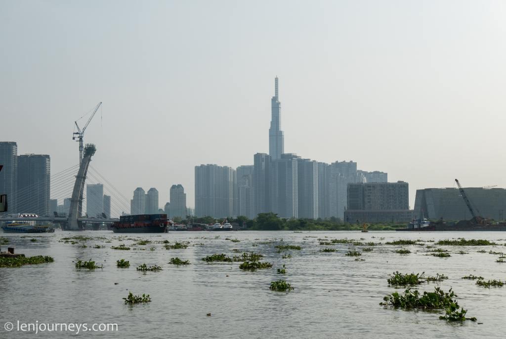 Landmark 81 - Vietnam's tallest building