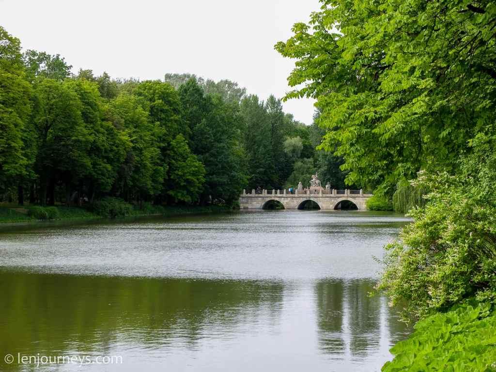 Lazienki Park, Warsaw