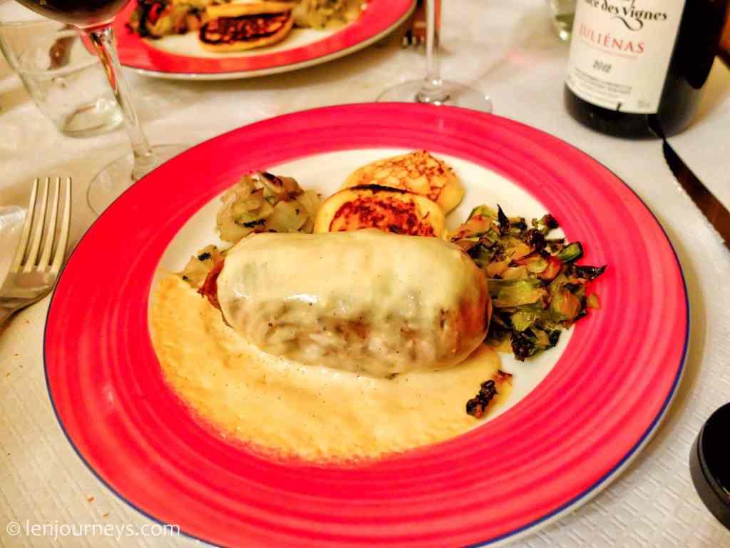 Food in Lyon bouchon