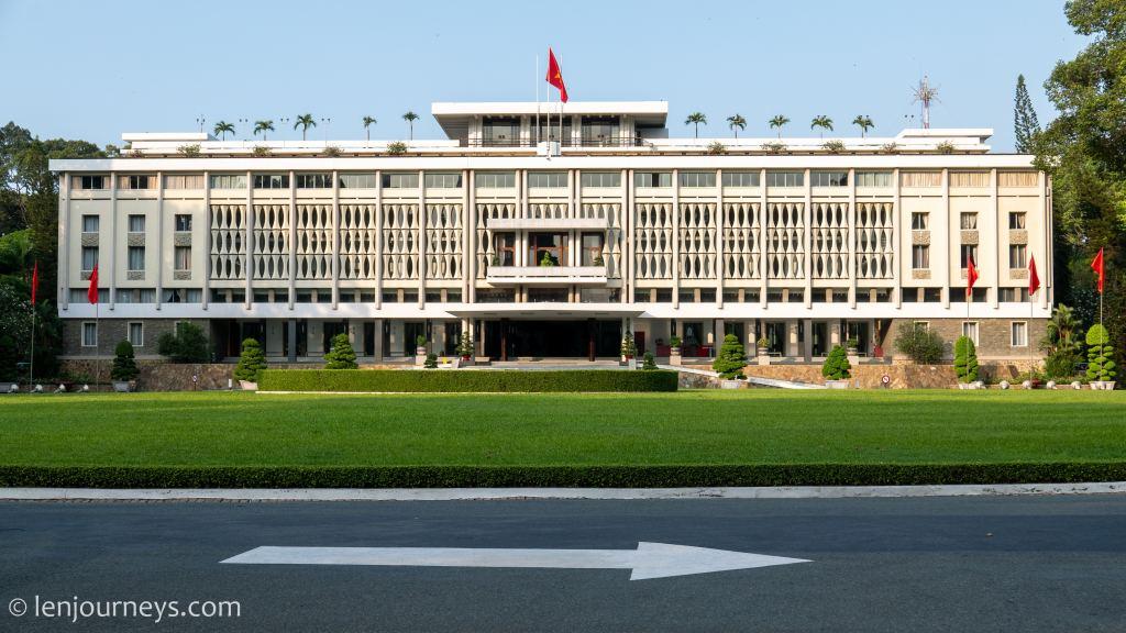 Independence Palace, Saigon