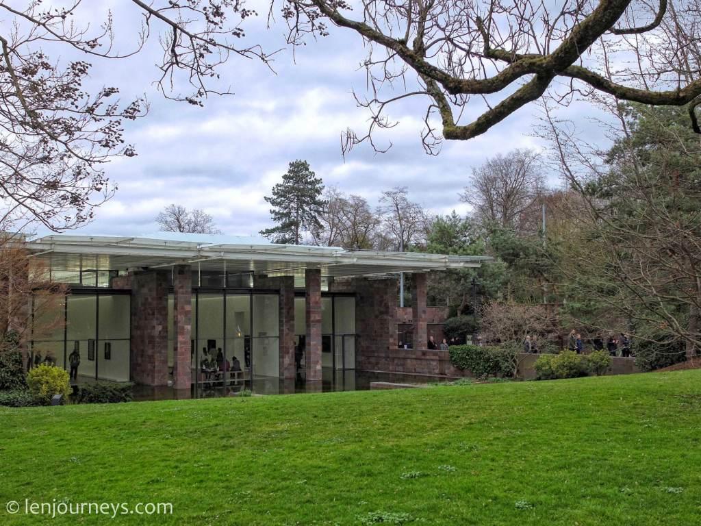 Fondation Beyeler – Switzerland's largest art museum, Basel