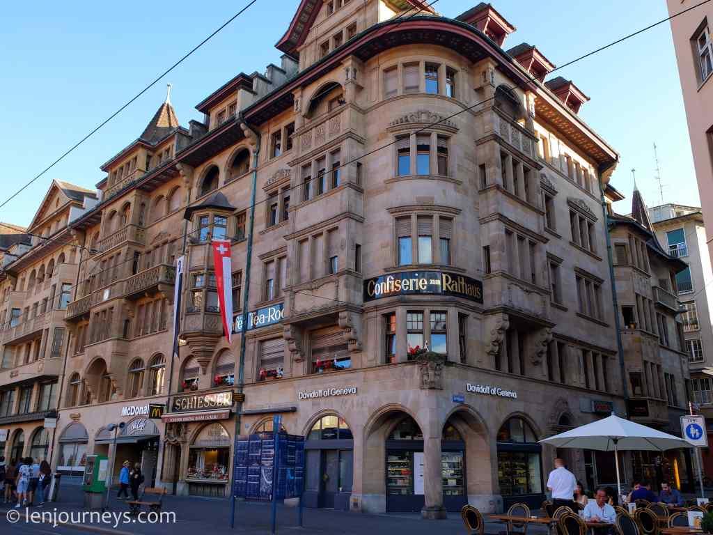 Gorgeous café on Markplatz